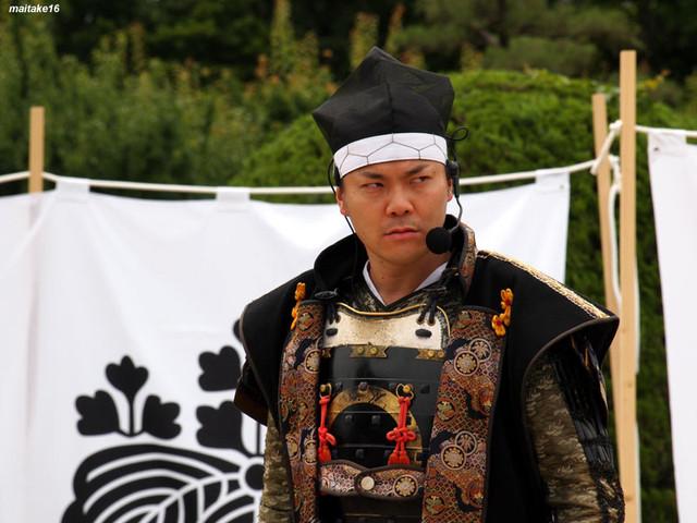 THE 武将